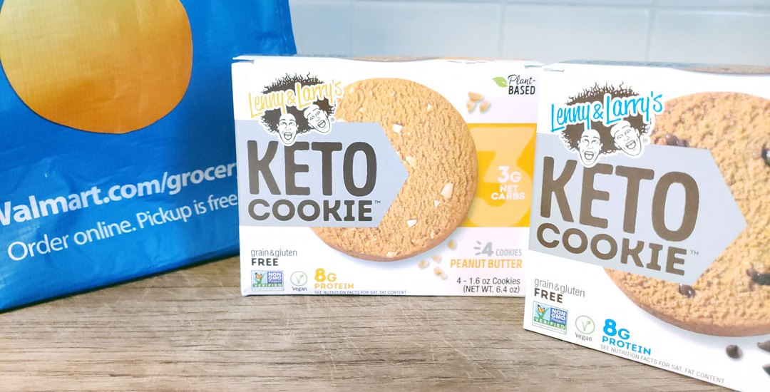 Grab and Go Keto Cookies