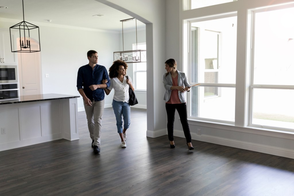 Making the Move from Renting to Buying