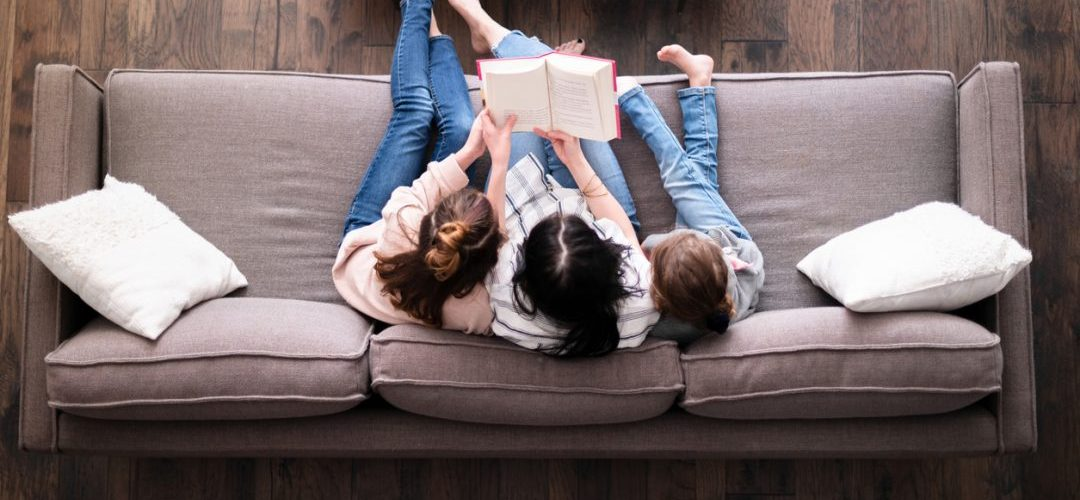 Stop Telling Yourself Stories About Not Having Time To Read To Your Child