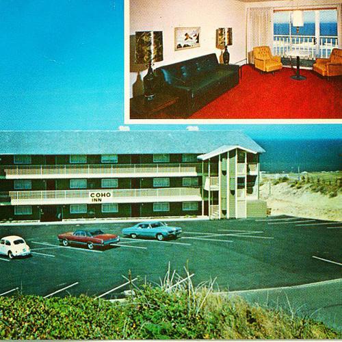 Coho Inn in the 1970's