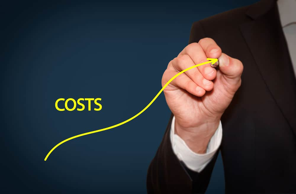 Increase Costs