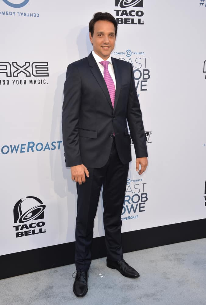 Actor Ralph Macchio at the Comedy Central Roast