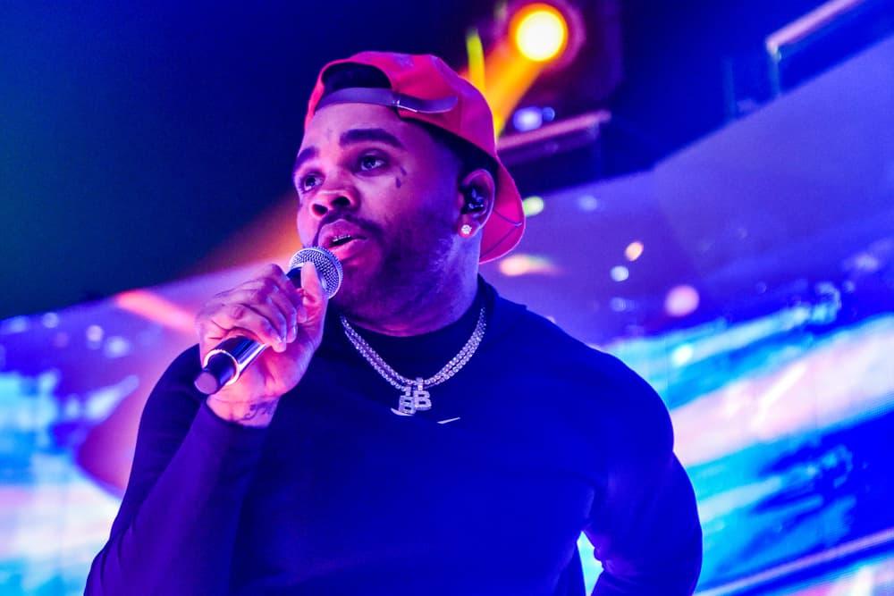 Rapper Kevin Gates