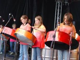 steel band CMF