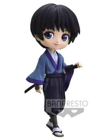 Rurouni Kenshin Q Posket Sojiro Seta (Ver.B)