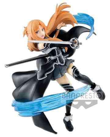 Banpresto Sword Art Online -Integral Factor- Espresto Est-Extra Motions-Asuna Kirito Color Ver. (Exclusive)