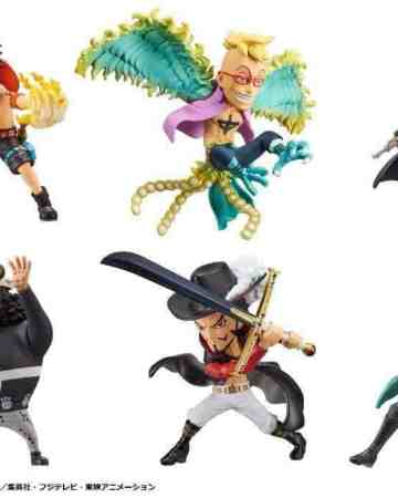 ONE PIECE WORLD COLLECTABLE FIGURE -NEW SERIES3- (TBA)