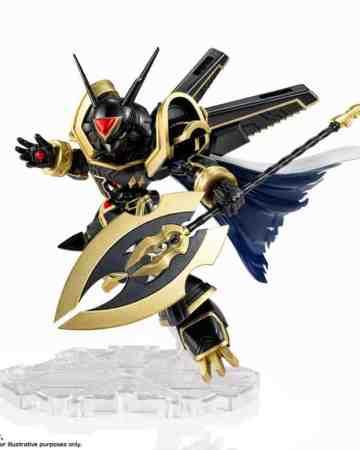 Bandai NXEDGE STYLE [Digimon Unit] - Alphamon -Special Color Ver.