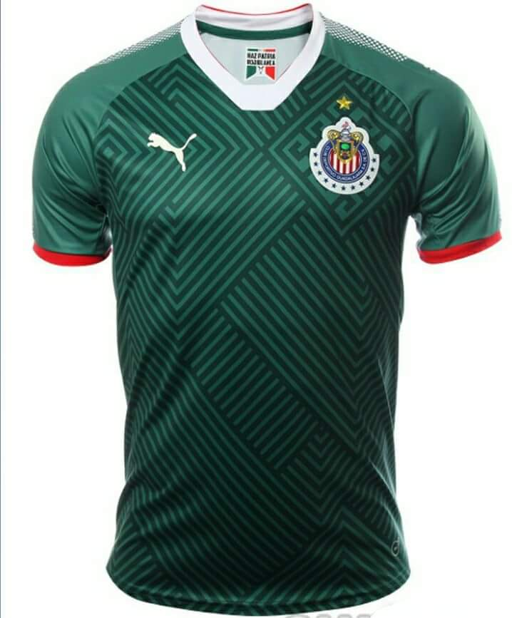 newest collection a75f8 5a923 Chivas Reveal Mexico Inspired 3rd Kit – The Colorful Kit