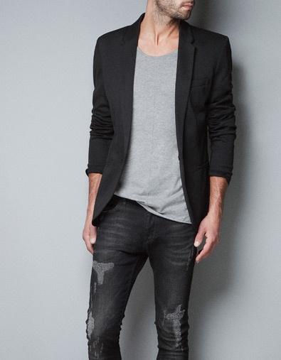 black blazer_thecolorharmonydotcom