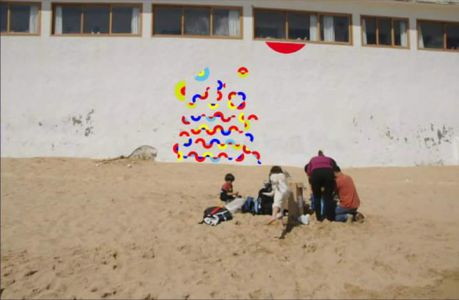 fotomontaje muro