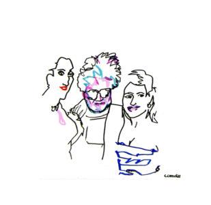 Rosy, Pedro y Penélope