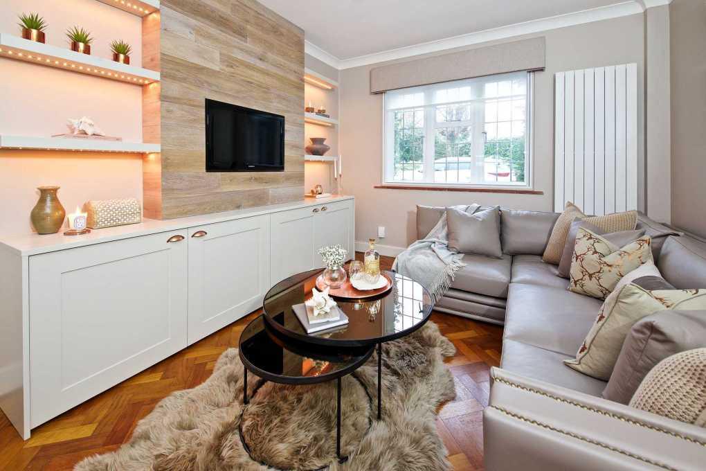 Sarah Mailer living room