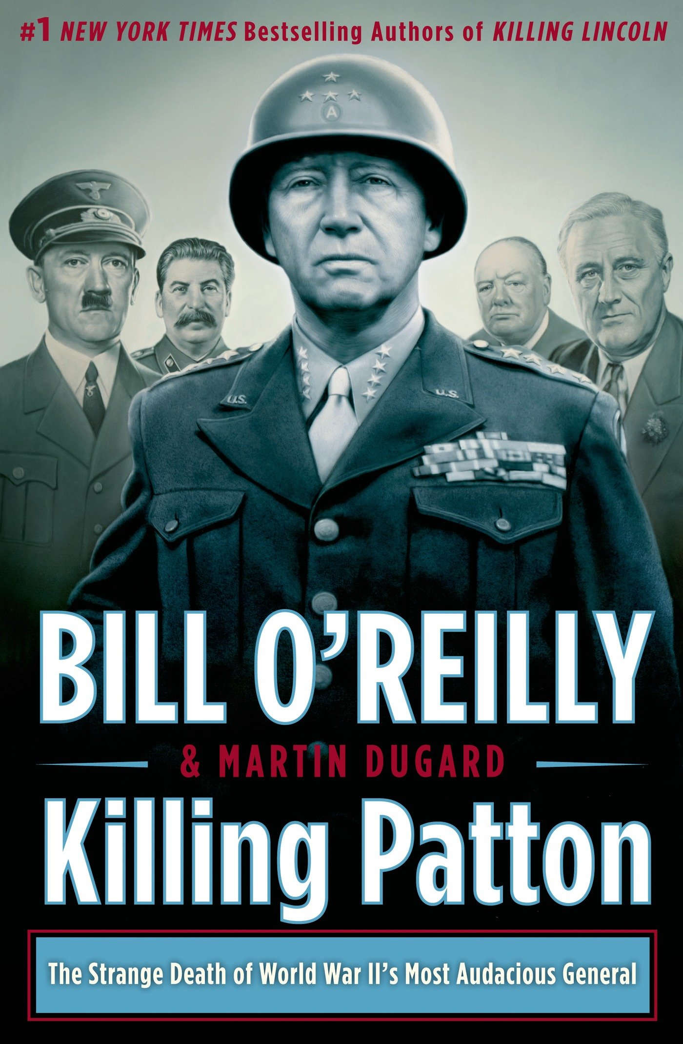 Image result for killing patton