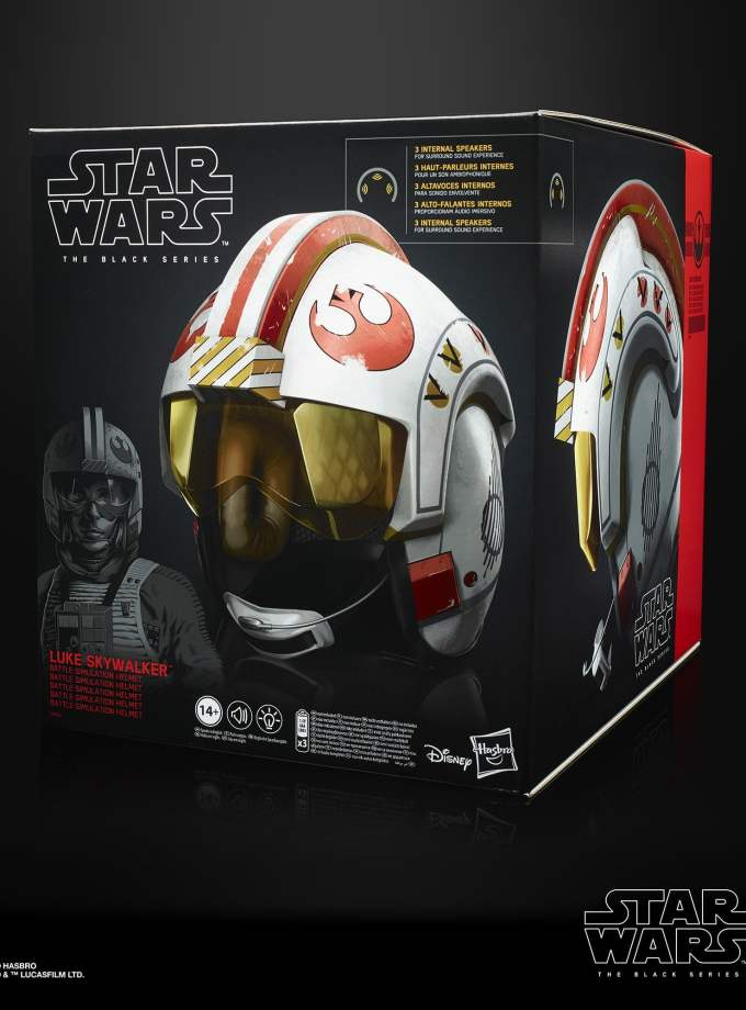 Star Wars battle Helmet