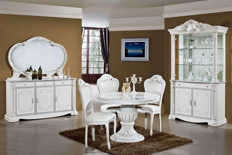 salle a manger prestige table ronde