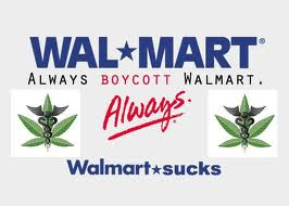 Walmart is a participant in the demise of America.  Stay out of Walmart at all costs.