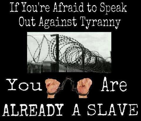 tyranny slaves