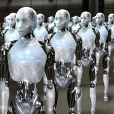 killer robot i robot