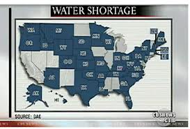 pickens america's water shortage