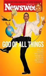 obama god of all things