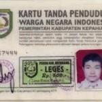 national id 5 indonesia