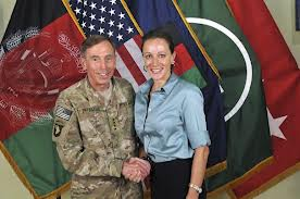 Patraeus and Broadwell