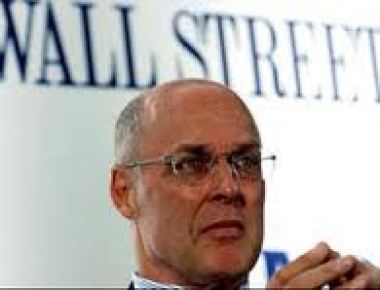 """Hank Paulson, the architect of the Bailouts, said """"there will be tanks in the streets. In 2008, this pathological liar was correct on this point"""
