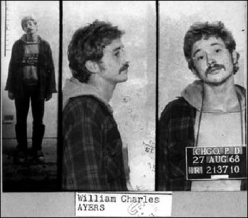 Bill Ayers, the father of Obama's political career.
