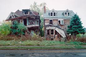 Detroit is America's first Third World city.
