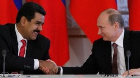 Putin and Ortega