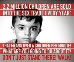child sex trafficking children sold