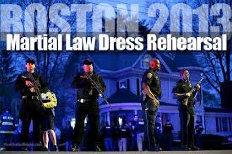 martial law dress rehearsal