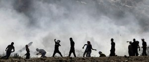 Is this Ferguson or Gaza?