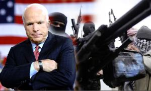 isis and mccain