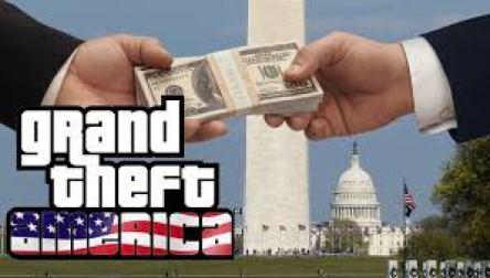 grand theft america