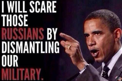 obama traitor to russian invasion