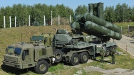 This air defense system is the best the Russians have to offer.