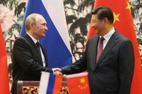 Russia and China cement the biggest international energy deal in history.