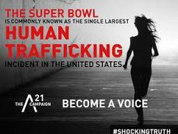 super bowl sex trafficking