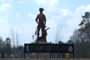 Camp Grayling is a known FEMA camp where Army Reservists are training to be sent to Guantanamo.