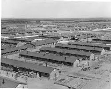 """Formerly a WW II detention center for Japanese-American citizens is now home to security detention training for what is popularily called """"FEMA camps""""."""