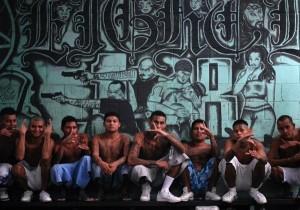 CIA backed Barrio 18.