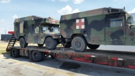 medic trucks