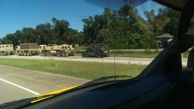 So much for the silly notion that Jade Helm is over. Jade Helm will end when World War III begins.