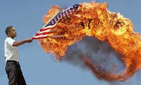 america will burn