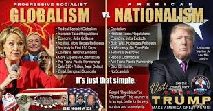 globalists vs nationalists
