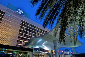 Hilton-commissions