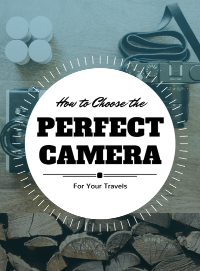 4 Things to Consider to Choose the Perfect Travel Camera