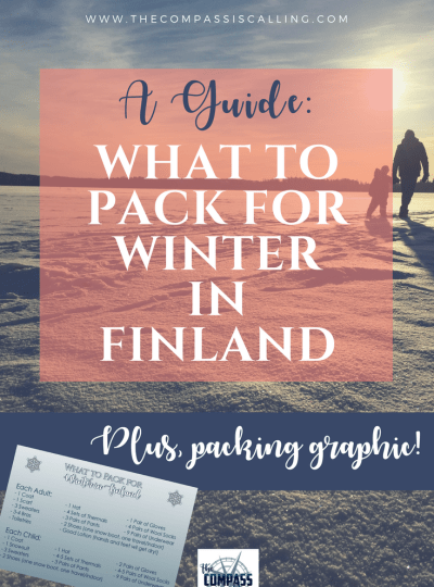 What to Pack for Winter in Finland From Someone Who Lived There: A Packing Guide for Cold Climes